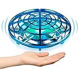 EKOHOME Flying Ball, Mini UFO Drone Bola voladora RC Flying Juguetes, Recargable Drone Helicóptero Inducción Infrarroja Bola