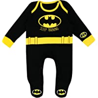 Batman - Tutina da Notte per Bambino - DC Comics 3-6 Mesi