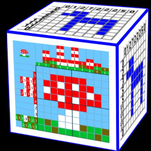 """GraphiLogic \""""Nature\"""" Puzzles"""