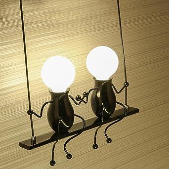Innen Kreativen Gestalten Wandleuchte Modern Wandbeleuchtung E27 Wandlampe  Stylish Licht Wand Lampe / Leuchte Wandlicht Für Treppenhaus Flur Veranda  Gehweg, ...