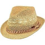 Barts Hats Venture Trilby Hat - Natural