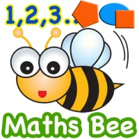 Funny Math Bee Learning