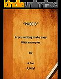 Precis: Precis writing make easy with examples
