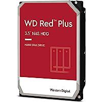 "WD Red 4TB 3.5"" NAS Interne Festplatte - 5400 RPM - WD40EFRX"