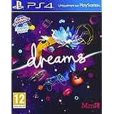 Sony, Dreams, Jeu de création et d'aventure sur PS4, Version physique, 1-2 joueurs, Mode solo, PEGI 12 [Edizione: Francia]