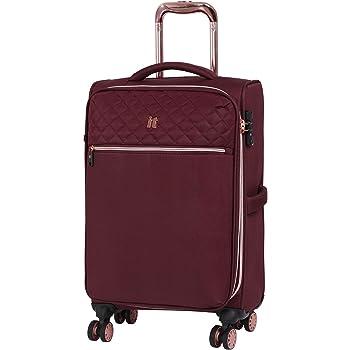 f93ccd92e14 it luggage Divinity 8 Wheel Lightweight Semi Expander Cabin With Tsa Lock  Suitcase