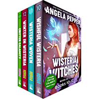 Wisteria Witches Box Set Books 10-12.5 (Wisteria Witches Bundles Book 4) (English Edition)