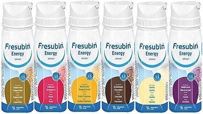 Fresubin energy DRINK, 6X4X200 ml, Mischkarton