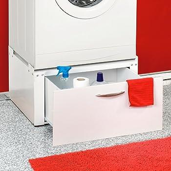 waschmaschinen trockner untergestell mit schublade. Black Bedroom Furniture Sets. Home Design Ideas