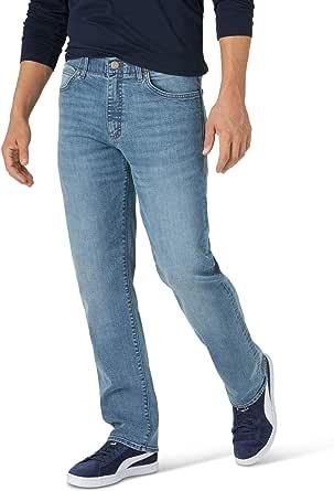 Lee Uniforms Men's Performance Series Extreme Motion Regular Fit Jean
