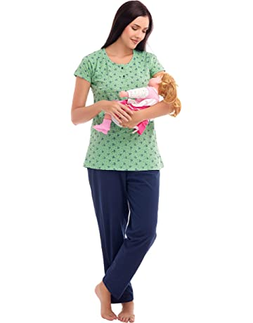 d4367af72 Night Suit: Buy Pajamas For Women online at best prices in India ...