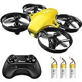 Potensic Mini Drone para Niños y Principiantes, RC Helicopter Quadcopter con Control Remoto, Modo sin Cabeza, Mantenga la Alt