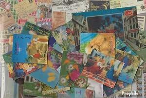 Prophila Collection Motive 50 Verschiedene Segelschiffe Marken Seefahrt Briefmarken f/ür Sammler