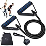 Cikyner Resistance Bands, Resistance Tubes Resistance Bands with Handles Exercise Bands, Ideal for Home, Gym, Physical…