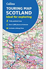 Scotland Touring Map: Ideal for exploring Map
