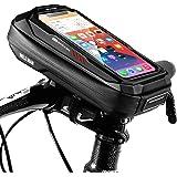 ENONEO Fiets Telefoon Houder Waterdichte Fiets Mobiele Telefoon Houder met Gevoelige Touchscreen Hard Shell Bike Stuur Telefo