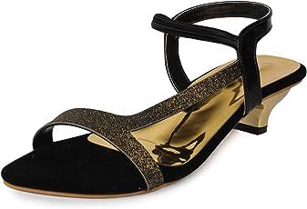 Do Bhai Women's Synthetic Heels (SND FC 800)