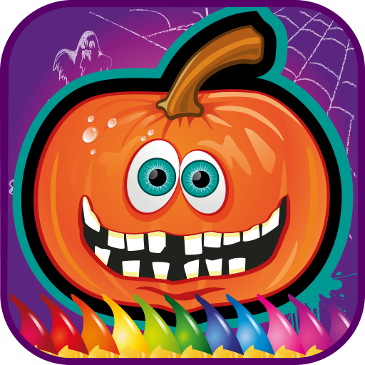 Halloween Malbuch (Kid Halloween Malvorlagen)