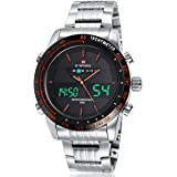 Watch for Men by Naviforce, Stainless Steel Band, Quartz, NF9024
