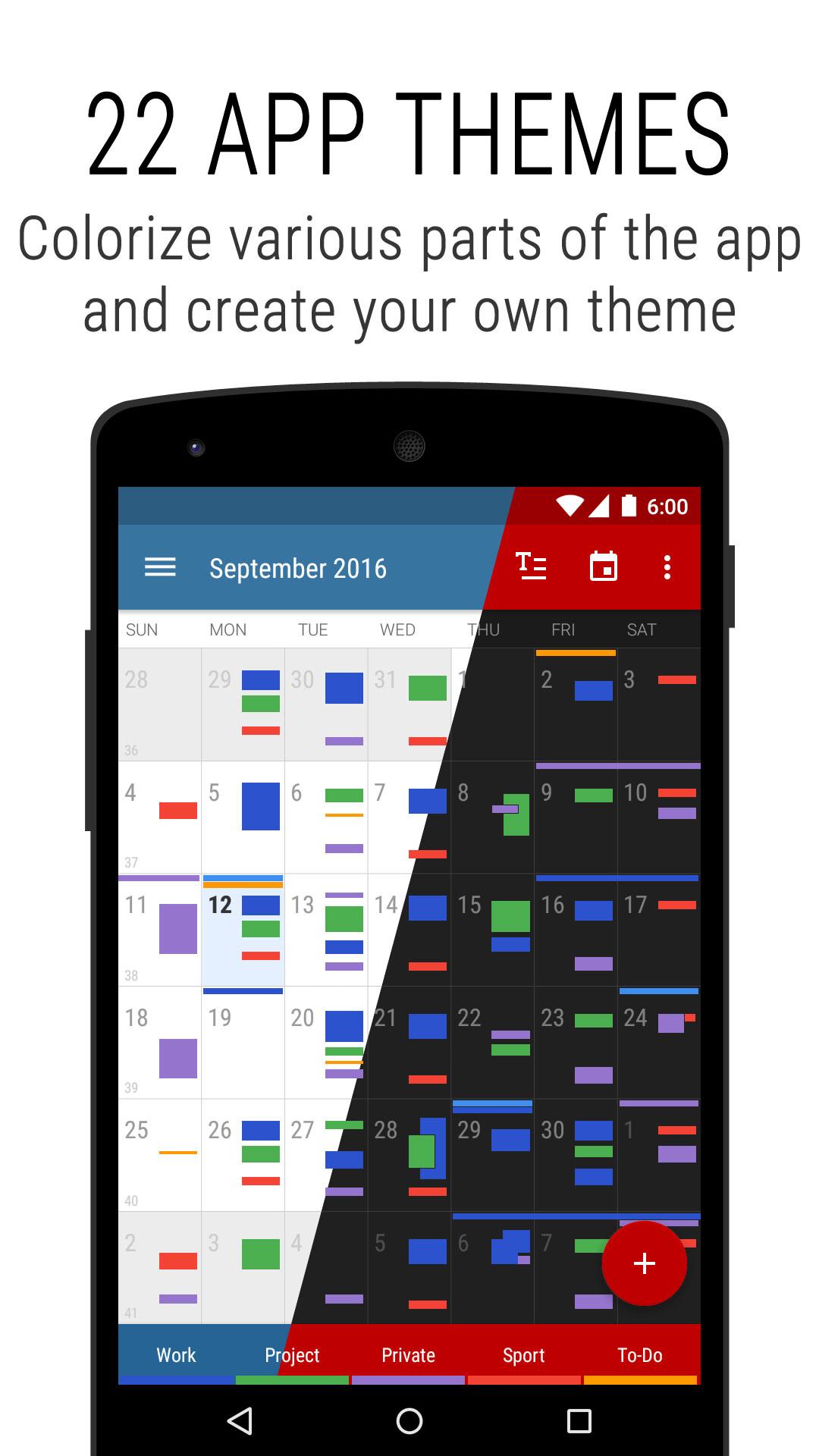 Business Calendar 2・Agenda, Planner & Organizer: Amazon.co ...