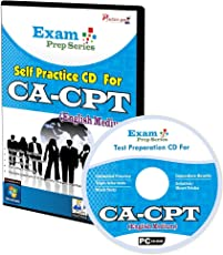 Practice Guru Exam Prep CD For CA-CPT