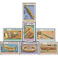 Completa Edizione Francobolli per i Collezionisti Olimpiadi 1957 Olympics Estate Prophila Collection Dominican Repubblica Michel.-No..: 585A-592A