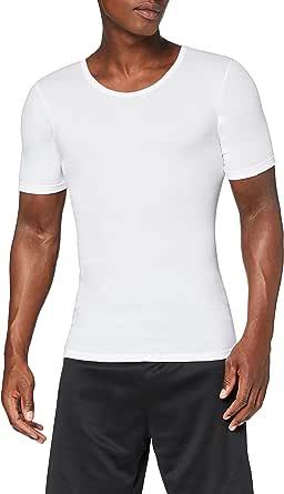 HIKARO Shirts Rundhals 1/2 Arm, aus Feinripp, 5er Pack, Baumwolle KBA