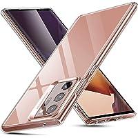 ESR Cover per Samsung Note 20 Ultra, Custodia Protettiva in Vetro Temperato 9H [Asseconda Il Vetro Retrostante…