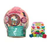 TOYSGIOCATTOLI New Bubiloons - Modelo con boquilla rosa + regalo como en la foto