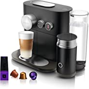 Nespresso D85 Expert Milk, Antrasit Gri