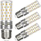 E27 Led Lamp 12 W Aogled,Gelijk Aan 100 W Halogeenlamp, Warm Wit 3000k,1200lm Maïslamp,Edison-schroefkandelaar,Niet Dimbaar,G