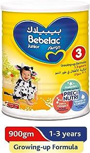 Bebelac Junior 3 Growing-up Milk, 900g