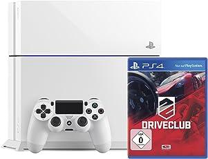 PlayStation 4 - Konsole (weiss) inkl. DriveClub (exklusiv bei Amazon.de)