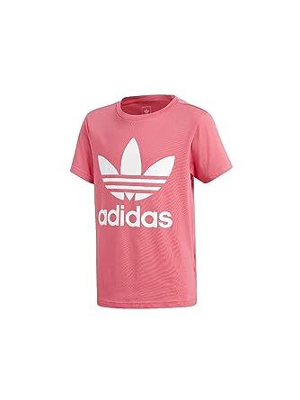 ADIDAS abbigliamanto t-shirt à manches courtes unisexe CY2296 J TRF TEE   Amazon.fr  Vêtements et accessoires 0325a91cb29