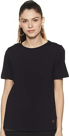 Van Heusen Woman Women's Plain Regular Fit T-Shirt
