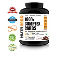 Nutrimed 100% Pure Complex Carbohydrates - 5 lbs (Deluxe Chocolate)