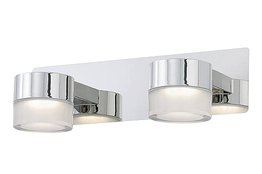 Badlampen wand  Briloner Leuchten Badezimmerlampe, Spiegelleuchte, LED Badlampe ...