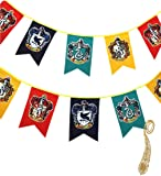 Festiko Harry Potter House Banner for Harry Potter Theme Birthday Party,Decoration and Celebration