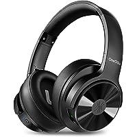 OneOdio A30 Noise Cancelling Kopfhörer Bluetooth 5.0 Over Ear Kopfhörer HiFi Studio Headset mit Mikrofon CVC 8.0 Typ-C…