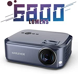 Projector Full Hd Projector Native 1080p Lcd Led Video Computers Accessories