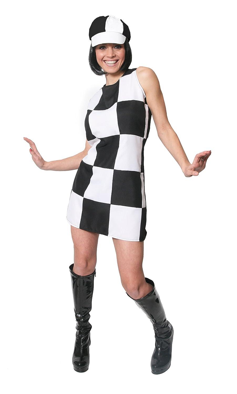Mod style dresses uk only