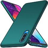 ORNARTO Hoes voor Samsung A50, A30s ultradun slank anti-kras fijn mat eenvoudig mobiele telefoon cover bumper hardcase voor S