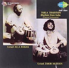 Alla Rakha/Zakir Hussain