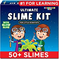 Einstein Box Slime Kit for 5+ Years Old Girls & Boys | 50+ Slimes | Toy Slime for Kids Age 5, 6, 7, 8, 9, 10