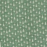 Skandinavisches Design in grün–Koordination von