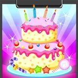 Pastel de cumpleaños para colorear