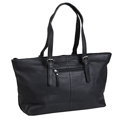 Greenburry Boomer Shopper Bag Leather 40 cm