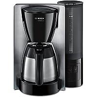 Bosch ComfortLine Macchina da caffè con Filtro, Plastica, Acciaio Inossidabile, Grigio