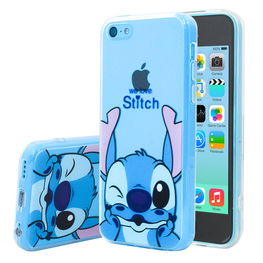coque silicone iphone 5 disney