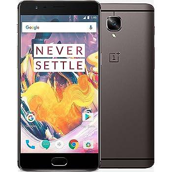 OnePlus 3T, RAM 6GB+128GB ROM 4G FDD-LTE 5.5 inch Smart Phone Qualcomm Snapdragon 821 Quad Core 2.35GHz 16.0MP A3010